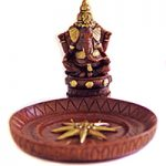resin incense burners