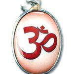 om pendant - spiritual necklace